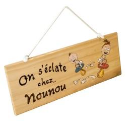 """Planchette """" Nounou """""""