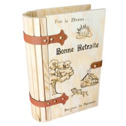 """Livre """"Bonne Retraite"""""""